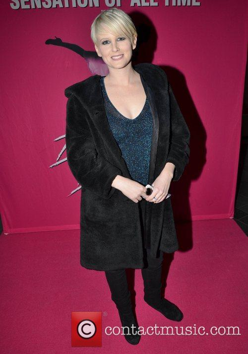 Sinead Kennedy Irish premiere of Dirty Dancing -...