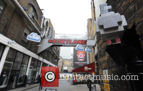Disney, Bit Lane, London's Brick Lane, The, Wreck-it Ralph and February 1