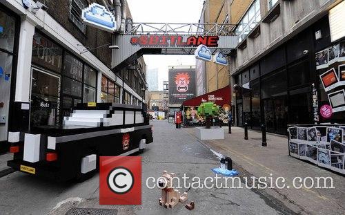 Disney, Bit Lane, London's Brick Lane, The, Wreck-it Ralph and February 5