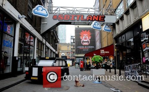 Disney, Bit Lane, London's Brick Lane, The, Wreck-it Ralph and February 3