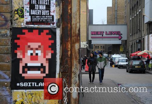 Disney, Bit Lane, London's Brick Lane, The, Wreck-it Ralph and February 6