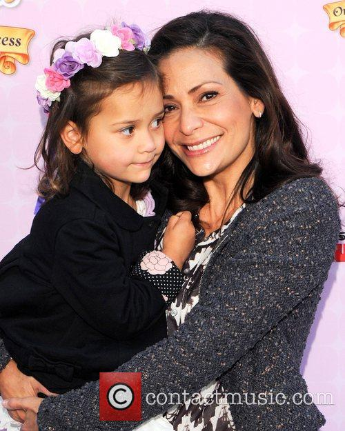 Constance Marie Red Carpet Premiere of 'Sofia The...