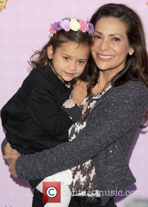Constance Marie and Mia 5
