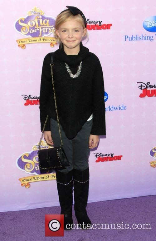 Elsie Fisher Los Angeles premiere of Disney Channel's...