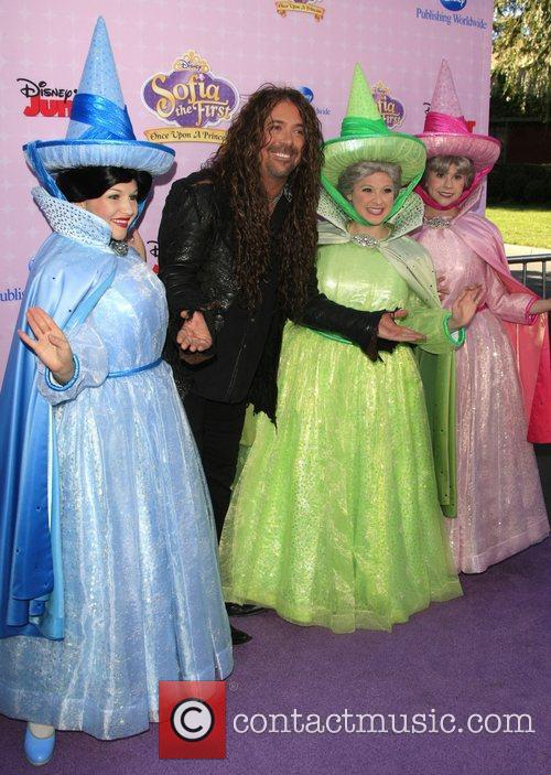 Jess Harnell  Los Angeles premiere of Disney...