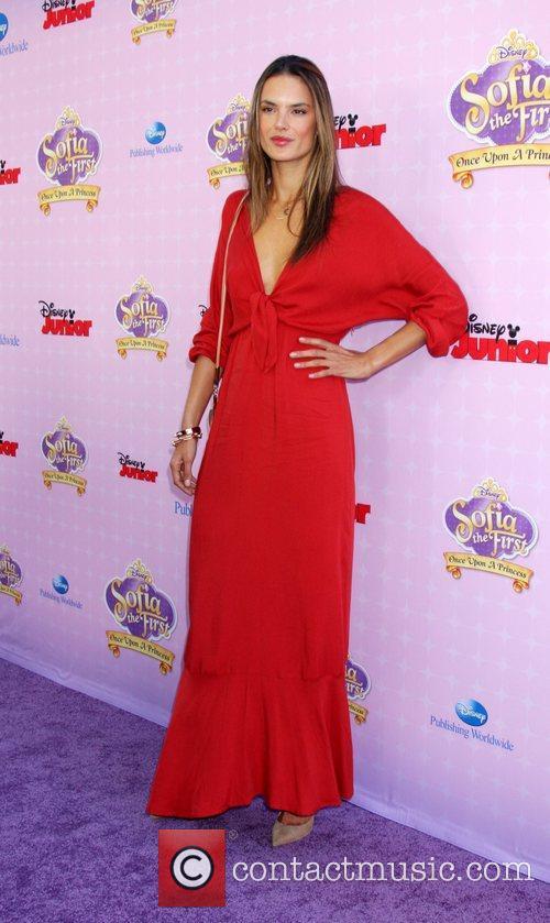Alessandra Ambrosio  Red Carpet Premiere of 'Sofia...