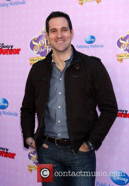 Travis Willingham Red Carpet Premiere of 'Sofia The...