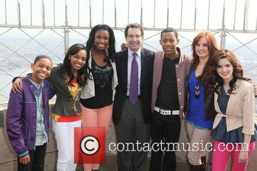 Disney, Debby Ryan, Tyler James, Tyrel Jackson Williams, China Anne Mcclain, Coco Jones and Laura Marano 3