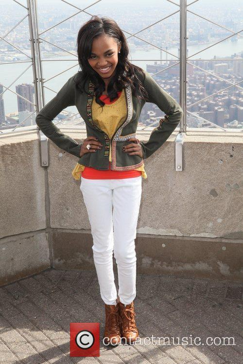 The Empire State Building hosts Disney Channel and...