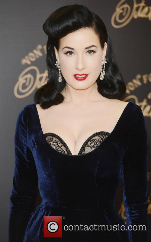 Dita Von Teese, Von Follies and Debenhams 37