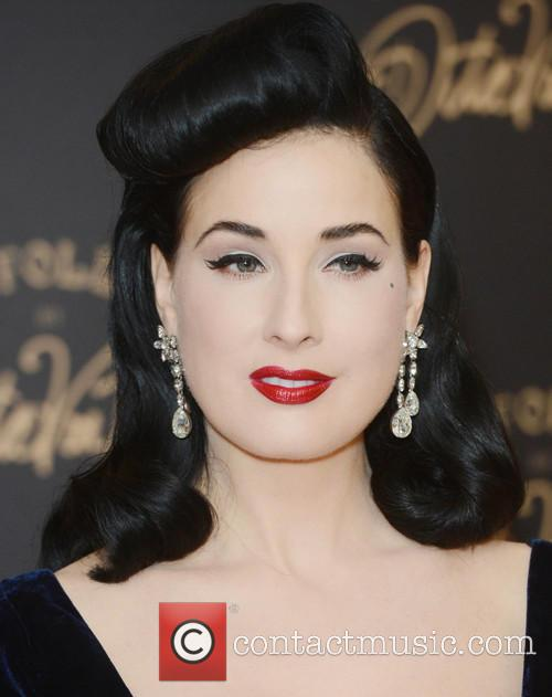 Dita Von Teese, Von Follies and Debenhams 32