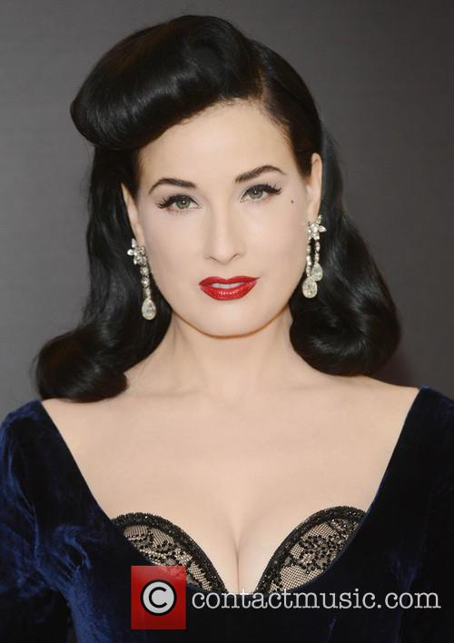 Dita Von Teese, Von Follies and Debenhams 28