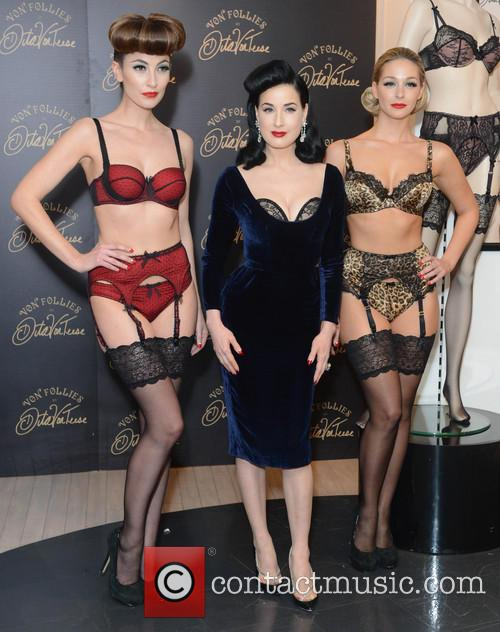 dita von teese launches her von follies 20010703
