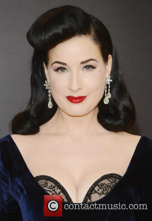 Dita Von Teese, Von Follies and Debenhams 34