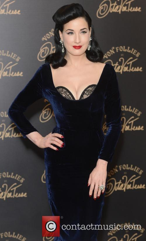 Dita Von Teese, Von Follies and Debenhams 31