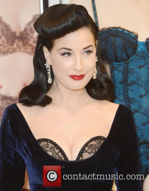 Dita Von Teese, Von Follies and Debenhams 22