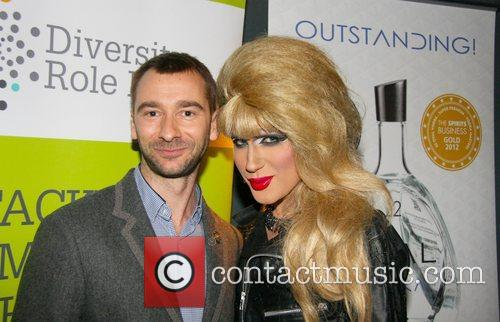 Charlie Condou and Jodie Harsh 2
