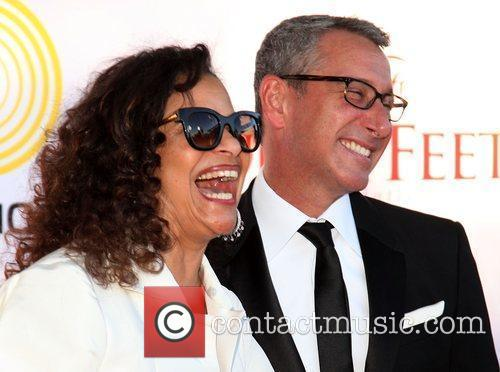 Debbie Allen and Adam Shankman 5