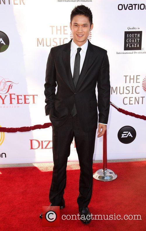 Harry Shum Jr. 2nd Annual Dizzy Feet Foundation's...