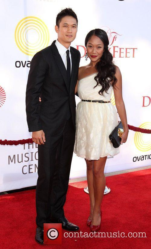Harry Shum Jr. and Shelby Rabara 2nd Annual...
