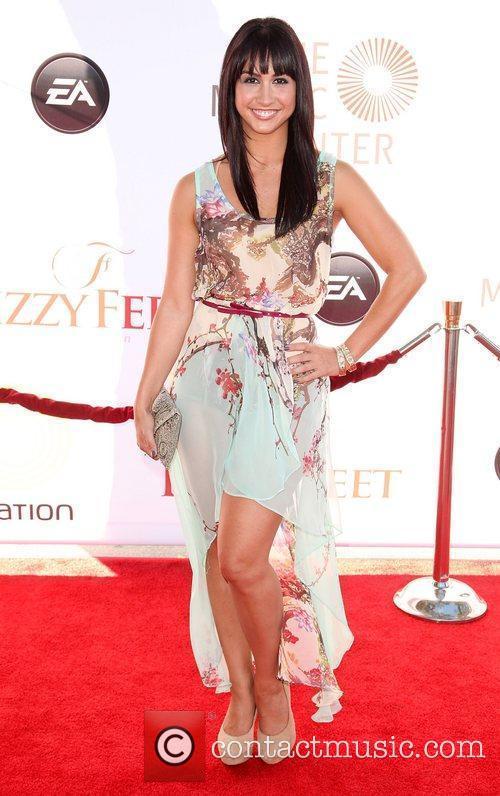 Lauren Gottlieb 2nd Annual Dizzy Feet Foundation's Celebration...