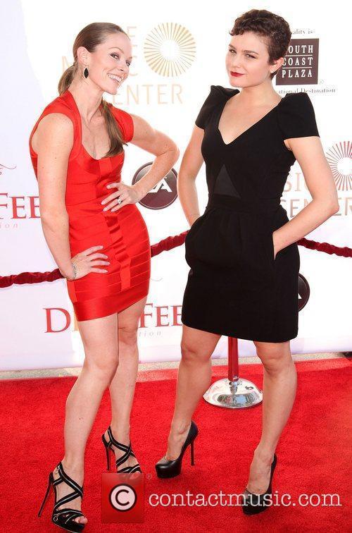 Melissa Sandvig and Melanie Moore 2nd Annual Dizzy...