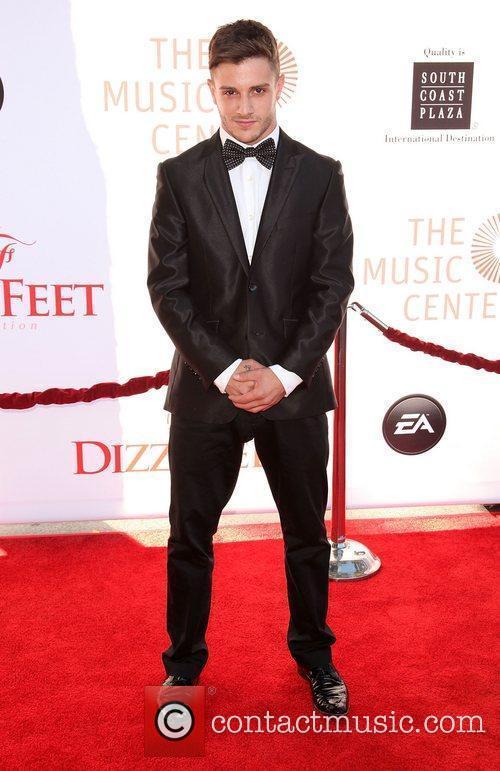 Misha Gabriel 2nd Annual Dizzy Feet Foundation's Celebration...