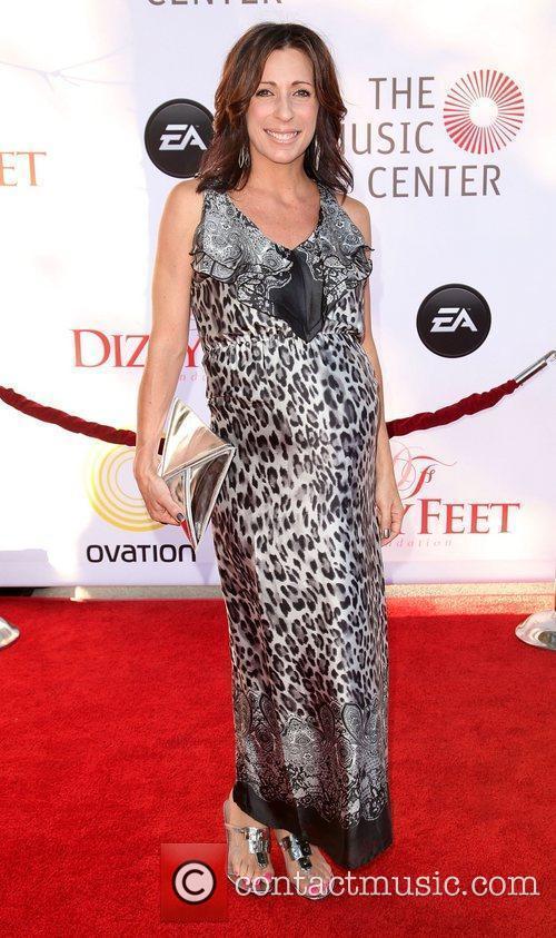 Tabitha Dumo 2nd Annual Dizzy Feet Foundation's Celebration...