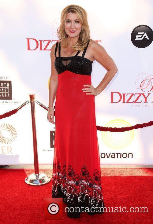 Wendy Burch 2nd Annual Dizzy Feet Foundation's Celebration...