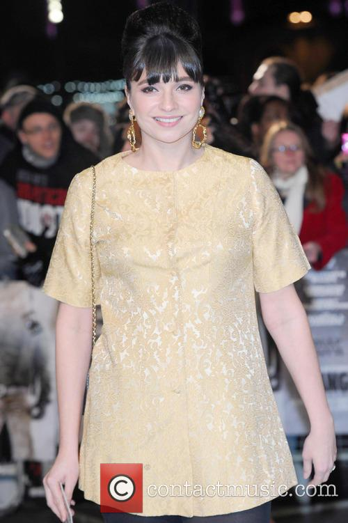 Gizzi Erskine and Empire Leicester Square 2
