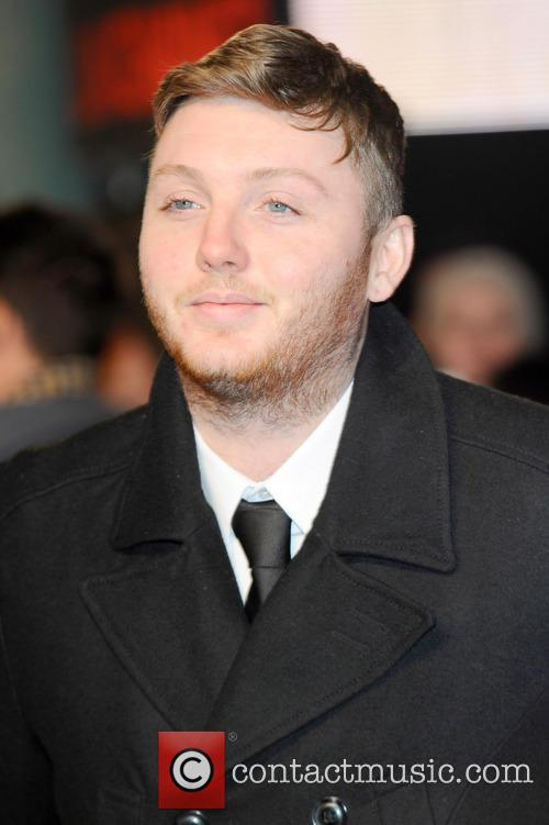 James Arthur and Empire Leicester Square 1