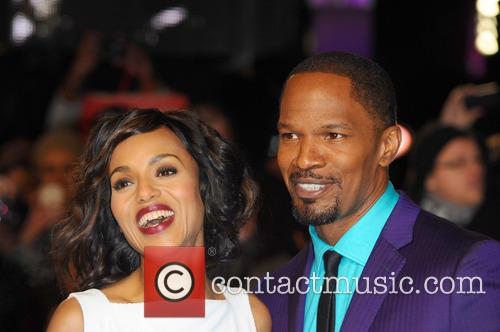 Kerry Washington, Jamie Foxx and Empire Leicester Square 3
