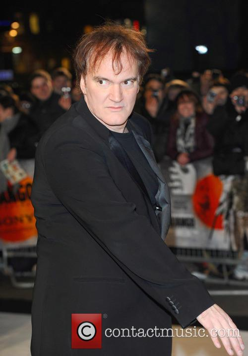 Quentin Tarantino and Empire Leicester Square 3