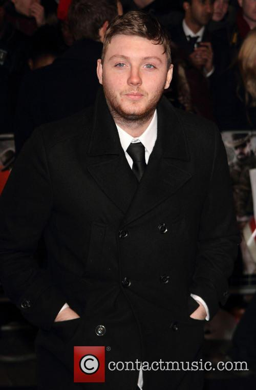 James Arthur and Empire Leicester Square 6