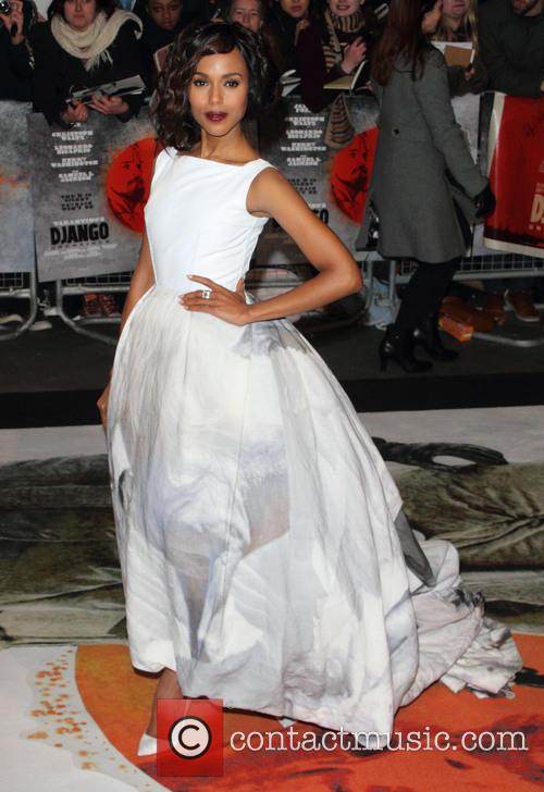 Kerry Washington, Empire Leicester Square