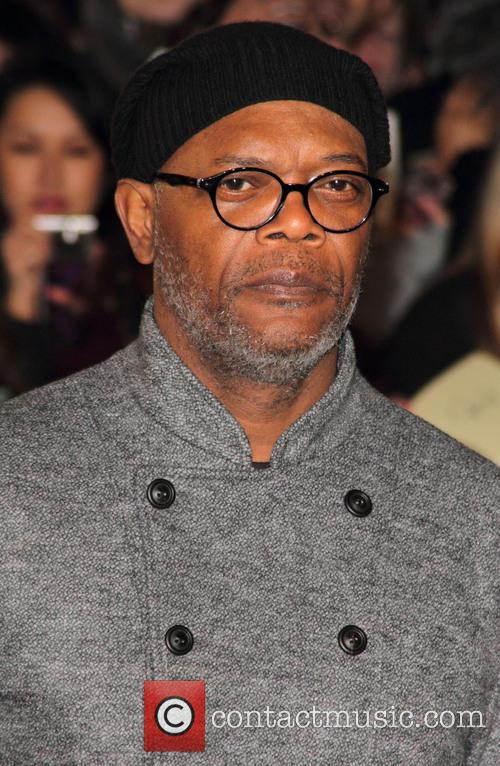 Samuel L Jackson and Empire Leicester Square 1