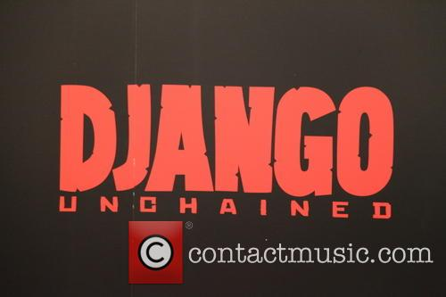 The Weinstein Company Presents, Django Unchained, Quentin Taratino and Zeigfeld Theater 3