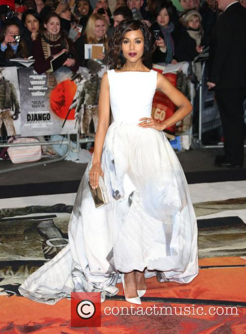 Kerry Washington and Empire Leicester Square 9