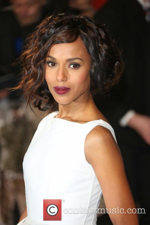 Kerry Washington and Empire Leicester Square 1