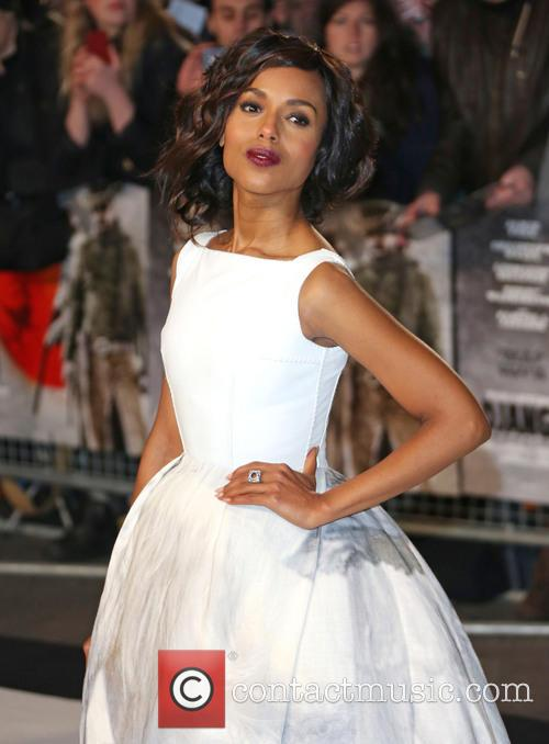Kerry Washington and Empire Leicester Square 7