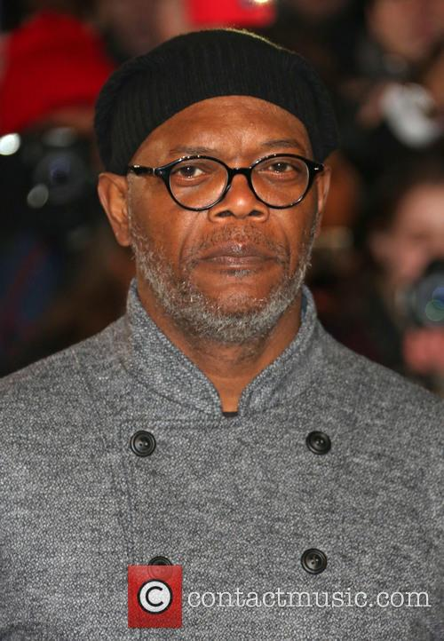 Samuel L. Jackson and Empire Leicester Square 1