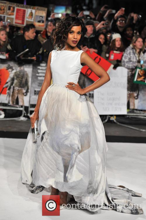 Kerry Washington and Empire Leicester Square 6