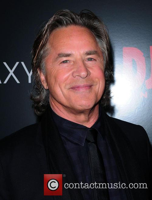 Don Johnson, Django Unchained and Ziegfeld Theatre 4