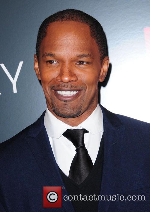 Jamie Foxx, Django Unchained and Ziegfeld Theatre 2
