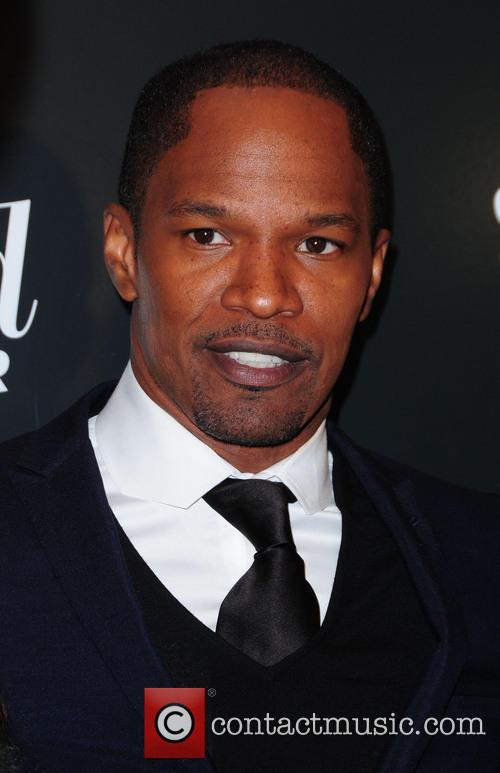 Jamie Foxx, Django Unchained and Ziegfeld Theatre 3