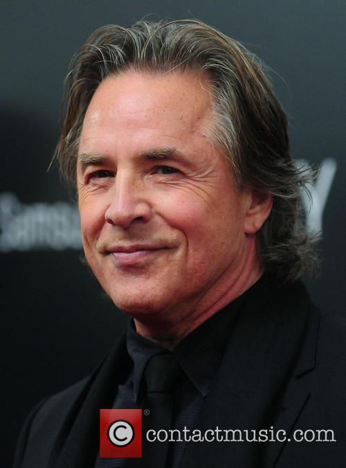 Don Johnson, Django Unchained and Ziegfeld Theatre 2