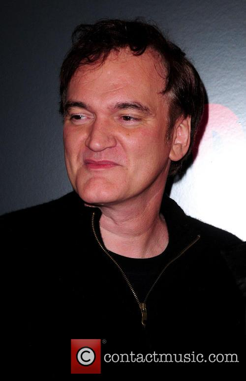 Quentino Tarantino, Django Unchained and Ziegfeld Theatre 2