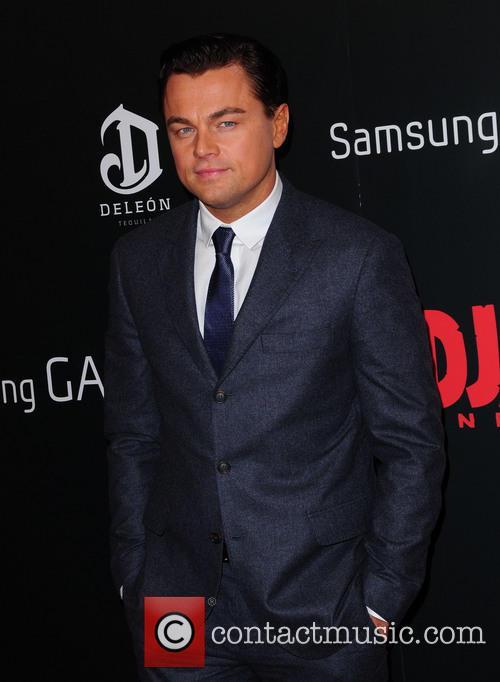 Leonardo Di Caprio, Django Unchained