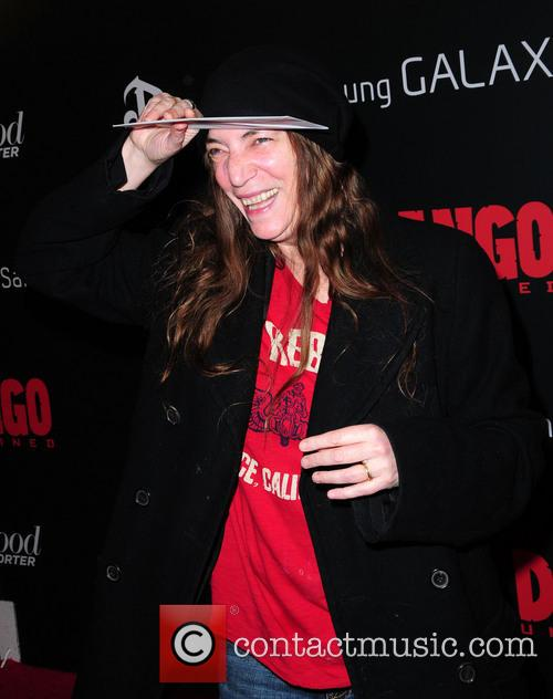 Patti Smith, Django Unchained, Ziegfeld Theatre