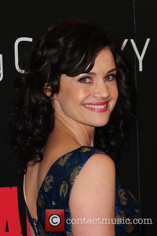 Carla Gugino, Django Unchained and Ziegfeld Theatre 3
